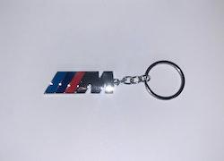 BMW - M - Nyckelring (metall)