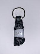 AUDI - S6 - Nyckelring (svart - skin)