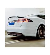 Tesla Model S V-type  vinge