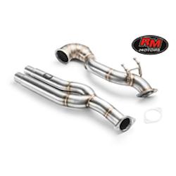 AUDI -  RS3 8V 2.5 TFSI (Icke för GPF/OPF Modeller) - RM-MOTORS Catless Downpipe