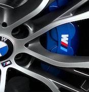 BMW  M BROMSOK  DEKALER