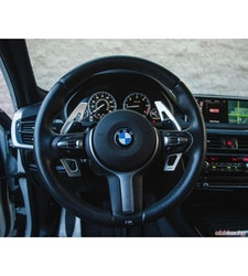 BMW F-serie Paddlar