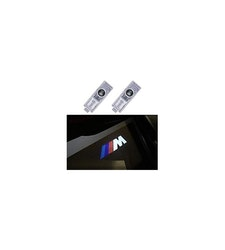 BMW M DÖRRLOGGA LED