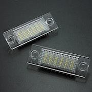 Volkswagen LED skylltbelysning