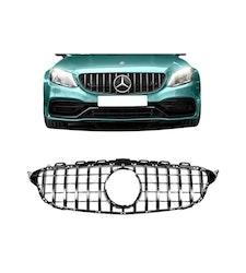Mercedes-benz C Klass W205 Grill AMG GT KROM