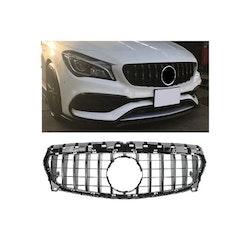 Mercedes Benz CLA W117 GTR FACELIFT BLANK SVART