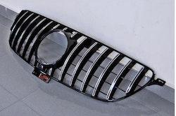 Mercedes GLE-class W292 - Honeycomb diamond grill