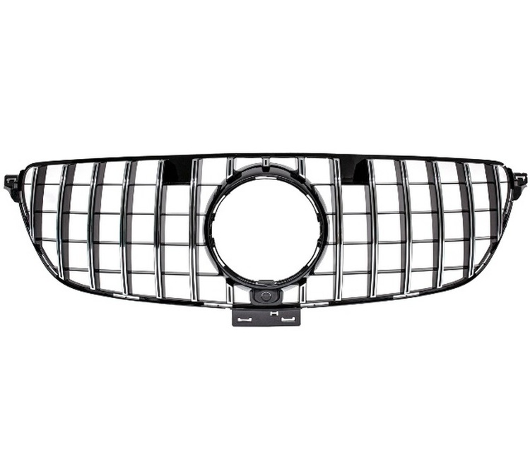 Mercedes Gle C292 Coupe GTR Grill Krom