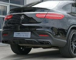 Mercedes GLE C292  Vinge bak Svart