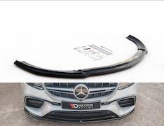 Mercedes E63 Kombi/Sedan W213 - Frontläpp v.2