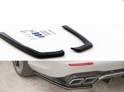 Bakre sidosplitters - Mercedes E63 Kombi W213