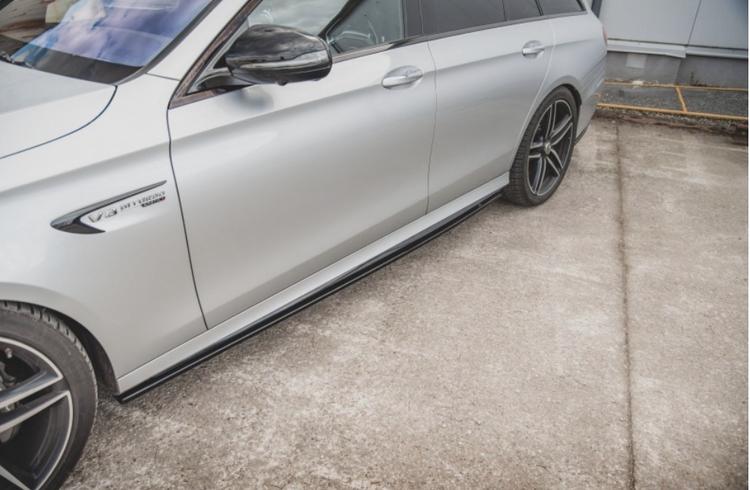 Sidokjol diffuser Mercedes E63 Kombi W213