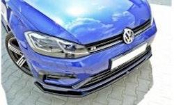 Frontläpp  VW GOLF MK7.5 R Facelift