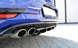 Diffuser splitter VW GOLF MK7 R Facelift