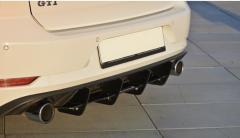 Bakre diffuser VW GOLF VII GTI FACELIFT