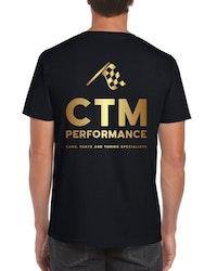 Tshirt - svart classic