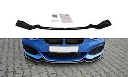 FRONT SPLITTER V.2 BMW 1 F20/F21 M-POWER