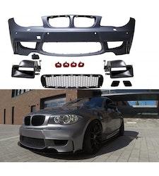 BMW E81 E82 E87 E88 1M FRONT