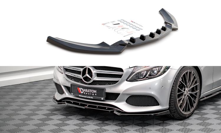 Mercedes C300 - Frontläpp