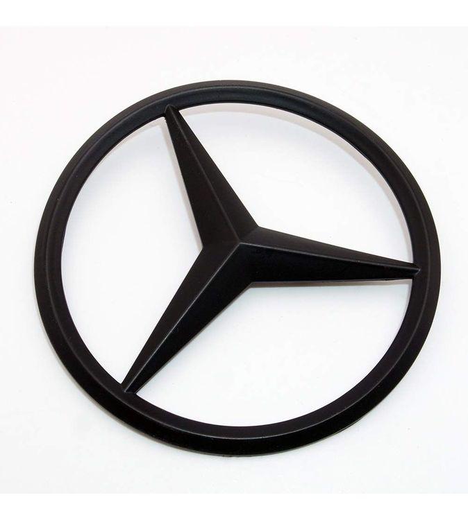 Mercedes Benz stjärna Baklucka 90MM