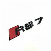Audi Modellbeteckning RS7