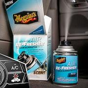 Air Re-Fresher - 2 olika dofter