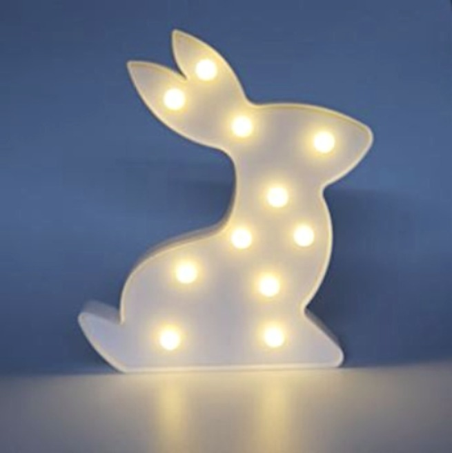 Lampa hare
