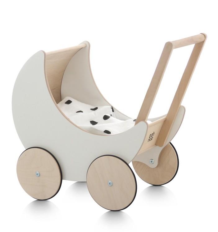 Dockvagn, leksak i trä från Ooh Noo