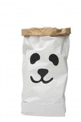 Papperspåse Panda