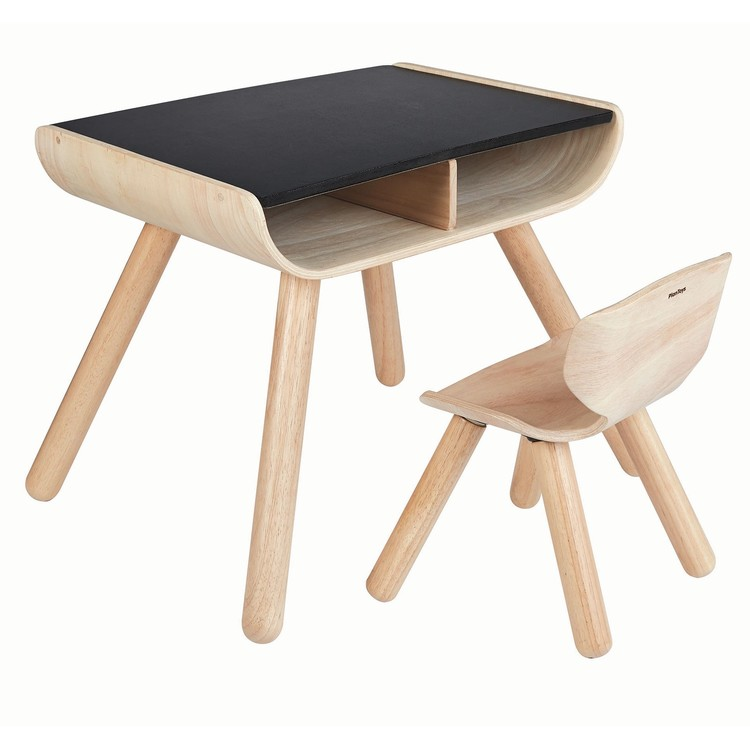 Table-black, Plan Toys