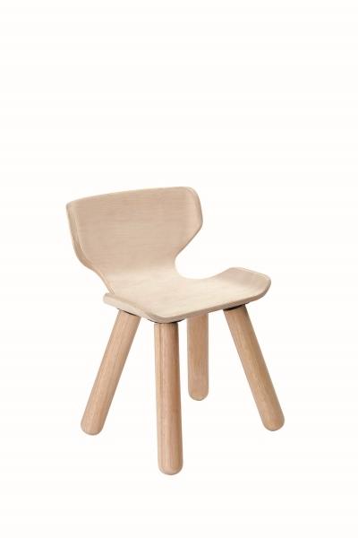 Eko - Stol i trä, Plan Toys