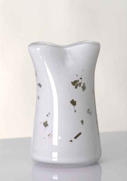 Magnor Glassverk Sne vase dobbel 170mm