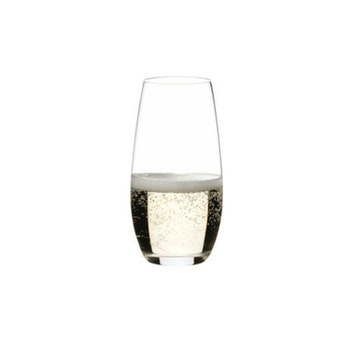 Riedel The O Wine Tumbler Champagne Glass