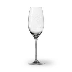 Wik & Walsøe Dugg Champagneglass