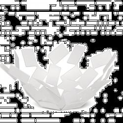 Alessi Stanza dello scirocco- fruktkurv hvit
