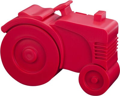 Bla Fre Matboks Rød Traktor