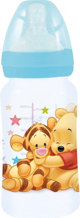 Disney Tåteflaske Baby Blå Ole Brum