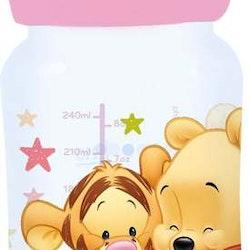 Disney Tåteflaske Baby Rosa Ole Brum