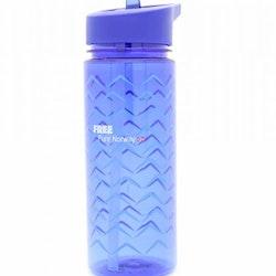 Pure Norway drikkeFlaske 500ml  blå free