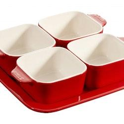 Staub Tapas Sett/appetizer set