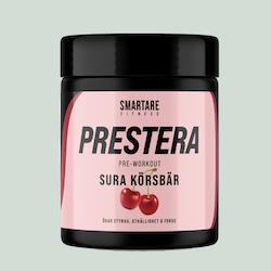 Prestera - Pre Workout - Sura körsbär