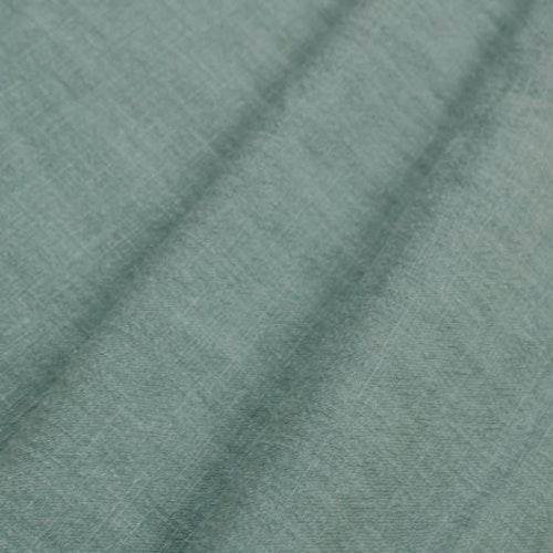 Stentvättad linne - Havsgrön