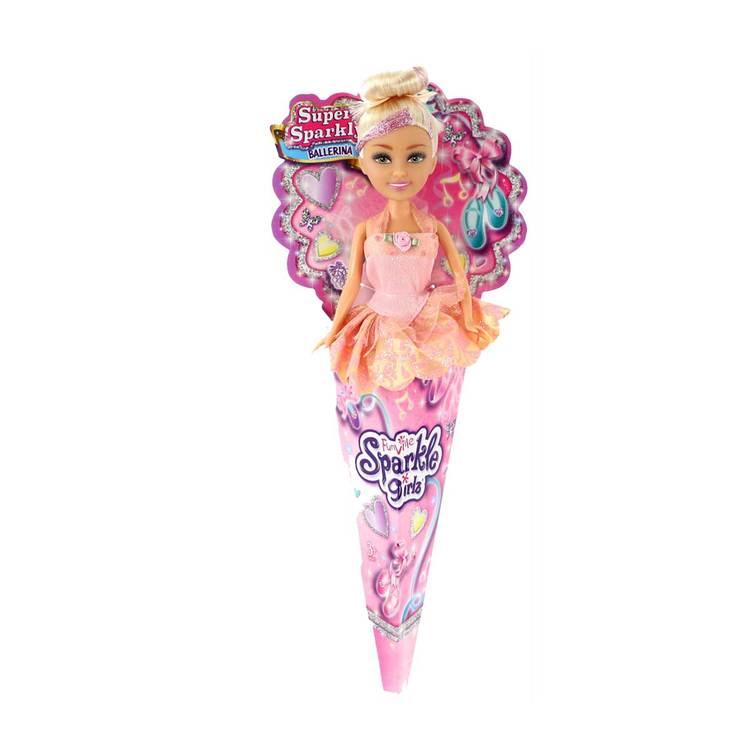 Kopia Sparkle Girlz docka i strut Ballerina