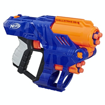 Nerf, Elite Shellstrike Ds 6