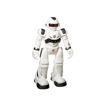 Hi-Tech, R/C Robot med flera funktioner Blå
