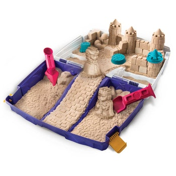 Kinetic Sand, Folding Sandbox