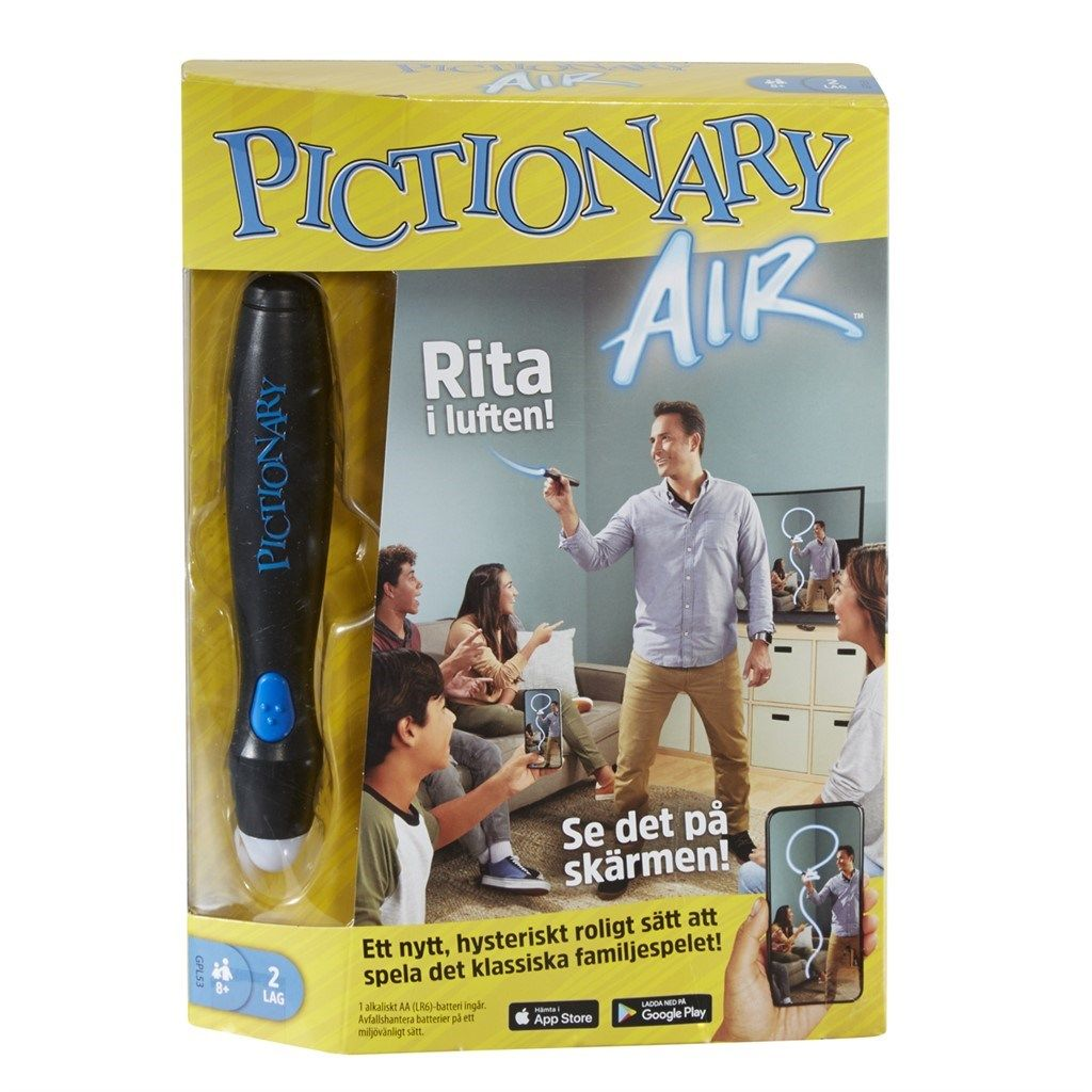 Pictionary Air SE