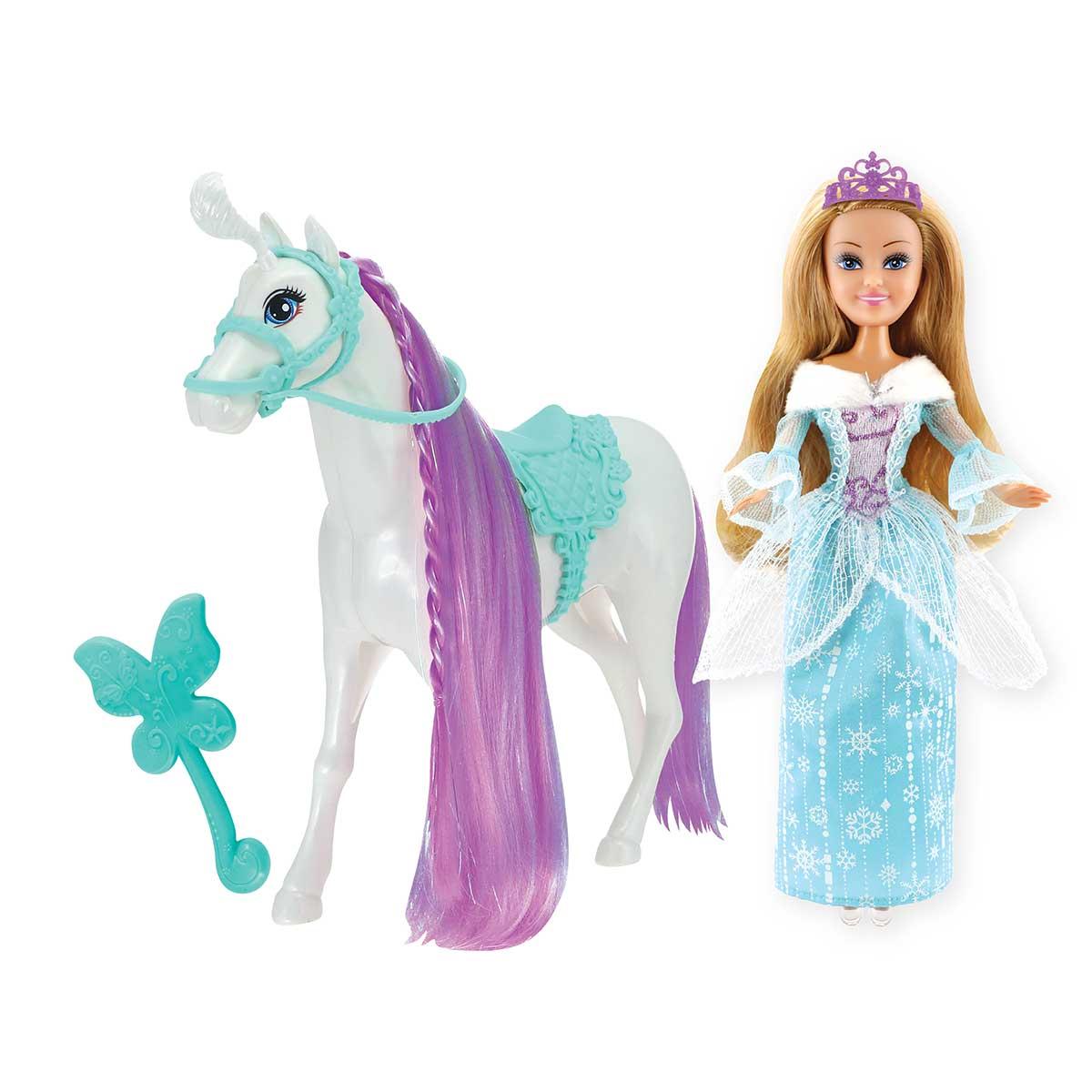 Sparkle Girlz, Docka med häst