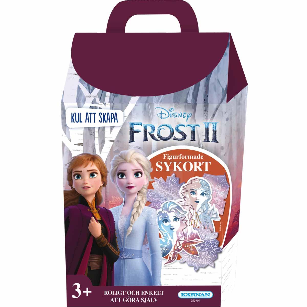 Kul Att Skapa Sykort Disney Frost 2