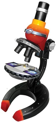HD Mikroskop, 100/250/500X